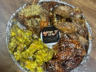 Chicken Wings Bilao