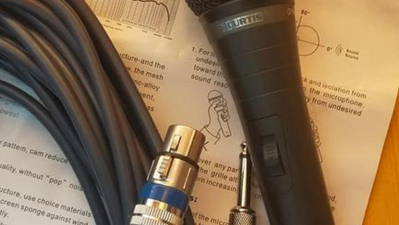 cprofessional-heavy-duty-dynamic-microphone-with-heavy-duty-professional-cable-big-0