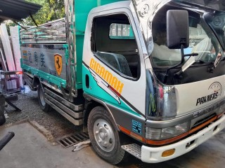 For Sale: Canter elf dropside