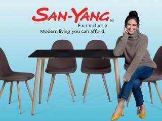 San-Yang Dining Set 302904
