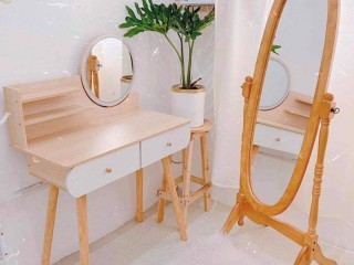 Nordic Vanity Table Dresser