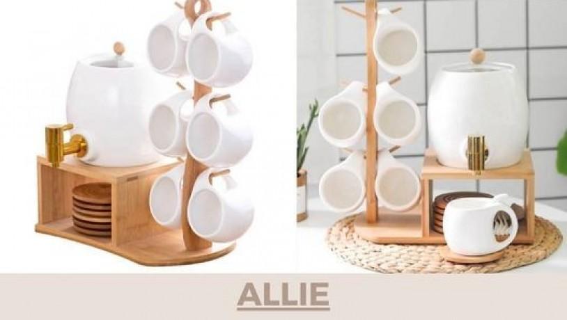 nordic-style-gold-porecelain-jug-set-big-0