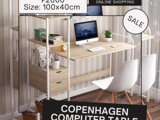 Copenhagen Computer Table