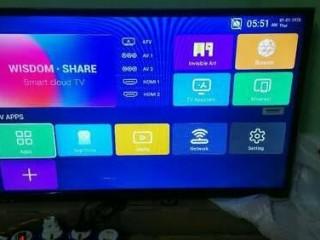 Jiren smart tv 40inc