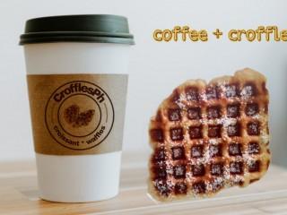 Coffee + Croffle